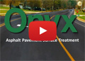 Onyx Asphalt Pavement Surface Treatment Video